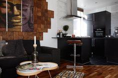 Jurnal de design interior Amenajare garsonieră de 35 m²