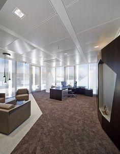 bkp - Office & Neue Arbeitswelten: Büro für Vorstand, Geschäftsführung