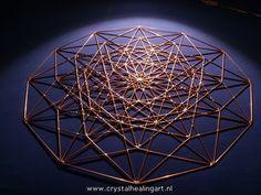 The hexeract / 6d hypercube  http://www.crystalhealingart.nl/