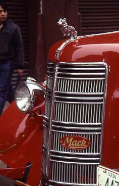 Mack Fire Apparatus