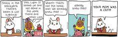 Breaking Cat News by Georgia Dunn for May 5, 2017 | Read Comic Strips at GoComics.com