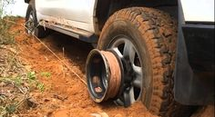This Detachable Wheel Winch Is Simply A Life Saver