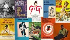 Happy Public Domain Day: here are the works that copyright extension stole from you in 2015 I Cory Doctorow Johnny B Goode, Our Man In Havana, Cory Doctorow, King Arthur Legend, Public Domain Books, Mitzi Gaynor, Ugly Americans, Leslie Caron