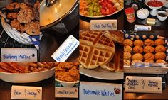 seattle seahawks football game party.  easy decorations and food with recipes.