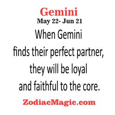 When Gemini finds their perfect partner,…