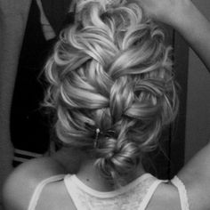 Braided updo. i love this one suzanne!