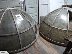 Victorian Painted Glass Ceiling Dome | Trade Me