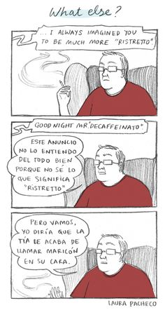 """What else?"", por Let's Pachecho #webcomic"