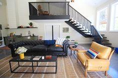Juniper Studio: The Shop Great Room and Kitchen - Little Green Notebook