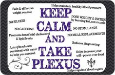 Seriously?? Why are you not on Plexus??