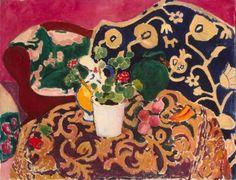 Henri Matisse, Spanish Still Life, c.1910/ 1911, The State Hermitage Museum, St. Petersburg