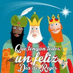 One seasonal holiday remains - El Día de Los Reyes Magos, or Three Kings Day.