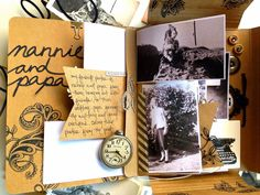 Dedra Long: The Tim Holtz Folio