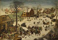 The Census at Bethlehem - Google Arts & Culture