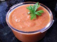 Receita de Molho de beterraba com cenoura (falso molho de tomate). Enviada por Andréa e demora apenas 50 minutos.