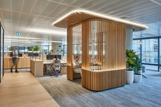 First Sentier Investors Office by nettletontribe - Office Snapshots