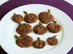 Pumpkin cookies, gluten free