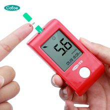 Cofoe Blood Glucose Meter Medical Glucometer Blood Sugar Monitor