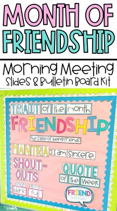 Looking to incorporate character education but don't have time in your busy schedule? The Morning Meaning Friendship unit is the perfect low-maintenance resource to help you integrate character education into your morning meetings! Elementary Counseling, School Counselor, Elementary Education, Physical Education, Career Counseling, Education City, Childhood Education, Education Quotes, Classroom Behavior