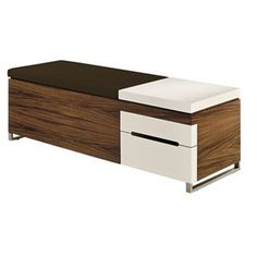 cognita storage bench / bludot for herman miller (design within reach)