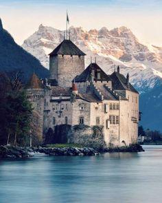 Château de Chillon Switzerland