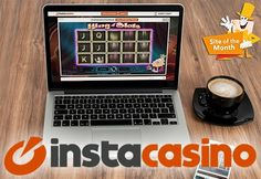 The casino of the month march is InstaCasino!