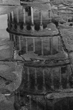 Puddle    Leaning Tower of Pisa