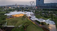 This flexible and reusable building prototype originally came out as our reaction to the unique Chinese phenomenon in recent decades' building frenzy -- the ...
