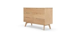 Jenson breite Kommode ► Entdecke moderne Designmöbel jetzt bei MADE.