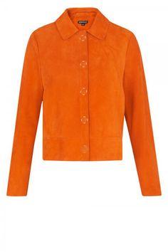 Whistles Turner Suede Jacket, £425