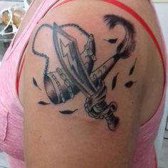 Resultado de imagem para tattoo iansa