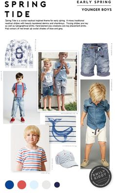 Spring | Summer 2017 - Spring Tide - Younger Boys