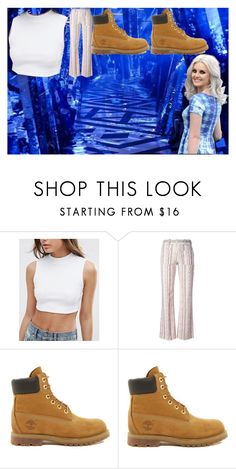 """""""Perrie Edwards Look Alike 2"""" by oroartye-1 ❤ liked on Polyvore featuring Louis Vuitton, ASOS, Étoile Isabel Marant and Timberland"""