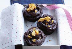 Honeycomb Crunch Brownies