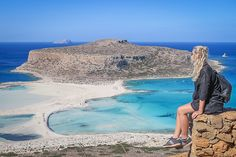 Die besten Tipps für ein verlängertes Wochenende, darunter d… ✓ Chania Crete. The best tips for a long weekend, including the idyllic old town of Chania, the most beautiful beaches and best restaurants! Greek Islands To Visit, Best Greek Islands, Greece Islands, Greece Vacation, Greece Travel, Mykonos, Balos Beach, Zakynthos, Swimmers
