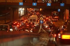 Warsaw is the most congested city in Europe