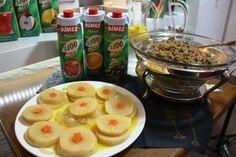 devletşah özcan'ın elinden dimes'li tarifler yenildi,hepsi de birbirinden lezzetliydi..