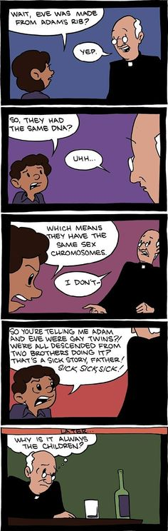 Offensive humour is all about offensive jokes, dark humor, funny memes and I am going to hell for this. Atheist Humor, Atheist Quotes, Bible Quotes, Smbc Comics, Anti Religion, Funny Quotes For Kids, Religious People, Religious Humor, Free Mind