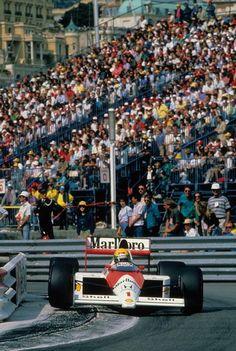 Ayrton Senna - Mclaren