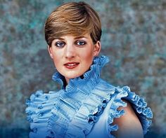 1980's princess diana glam look - Google Search