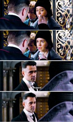 Fantastic Beasts and Where to Find Them - deleted scene