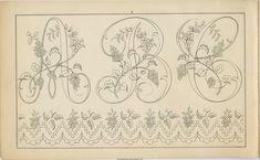 Free Easy Cross, Pattern Maker, PCStitch Charts + Free Historic Old Pattern Books: Sajou No 615