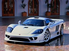 Saleen S7 in any color they look fast!