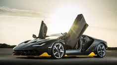 The Lamborghini Huracan was debuted at the 2014 Geneva Motor Show and went into production in the same year. The car Lamborghini's replacement to the Gallardo. The Huracan is available as a coupe and a spyder. Lamborghini Aventador, Carros Lamborghini, Lamborghini Diablo, Wallpaper Cars, Car Wallpapers, Wallpaper Desktop, Bugatti Cars, Ferrari Car, Supercars