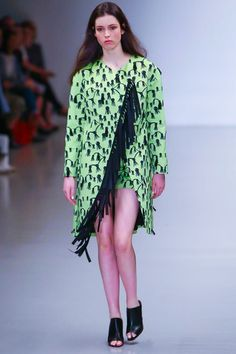 Osman Ready To Wear Spring Summer 2015 London