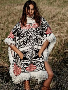 Irina Shayk by Giampaolo Sgura for Vogue Brazil August 2014