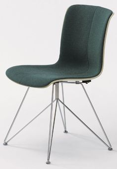 Sori Yanagi; Side Chair for Kotobuki 60, 1969.