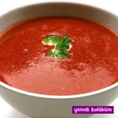 TARİF : Domates Çorbası   #yemekkulubum #kış #çorba #yemek #yemektarifleri #yemektarifi #çorbatarifleri #geleneksel #nefis #leziz #baharat #domates #kışçorbası #lezzetli #evyapımı