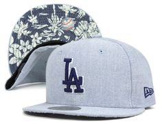 Los Angeles Dodgers Flip Up 59Fifty Fitted Cap by NEW ERA x MLB