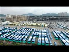 BYD Delivering the Worlds Largest Electric Bus Fleet - YouTube